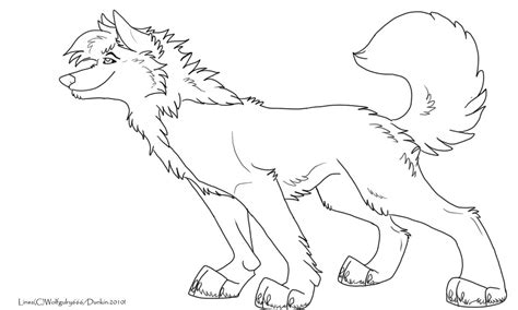 wolf love coloring pages wolf hybrid free lineart by beachbumdunkin on deviantart