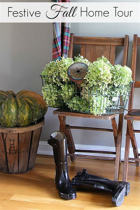fall home decorating ideas quick and simple 183 storify fall decor in the entryway and more house of hawthornes
