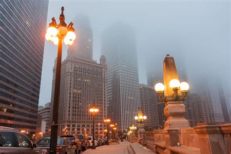 city of chicago light city of chicago to install led lights