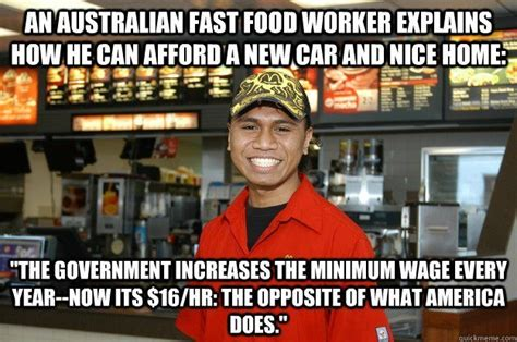 Fast Food Meme - white welfare quot queen quot won t work because she doesn t