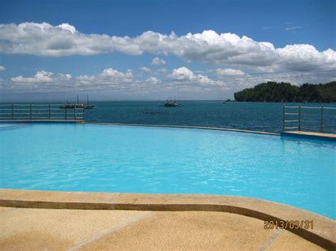 cabaling resort guimaras map pool picture of cabaling resort guimaras island