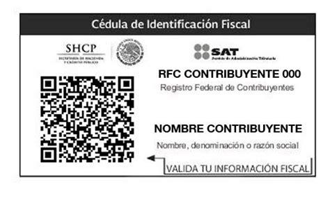 consulta tu rfc registro federal de contribuyentes y imprime consulta crea tu rfc rapidamente sin