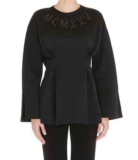 Fendi Sweater fendi fendi sweater black s sweaters italist