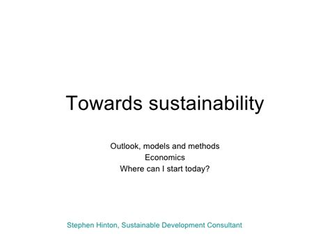 understanding sustainable development books understanding sustainable development