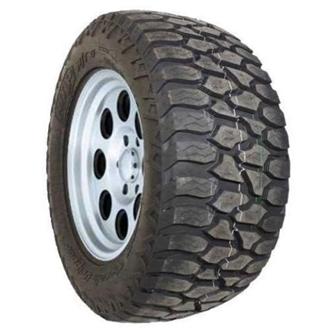 305x60r18e (33x12.50r18) a/t terrain gripper amp off