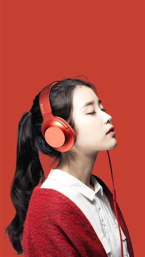 Headphone Kpop 5 colors iu for sony headphones daily k pop news k pop news