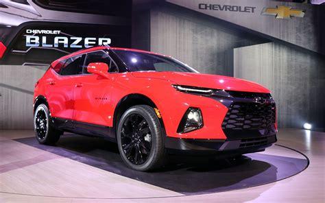 2019 Chevy Blazer by 2019 Chevrolet Blazer The Comeback The Car Guide