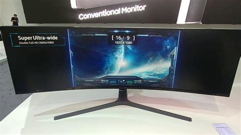 Samsung Qled Gaming 49 calowy monitor samsung qled gaming ifa 2017