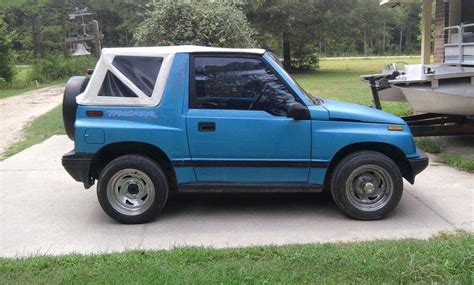 1994 geo tracker photos informations articles bestcarmag com