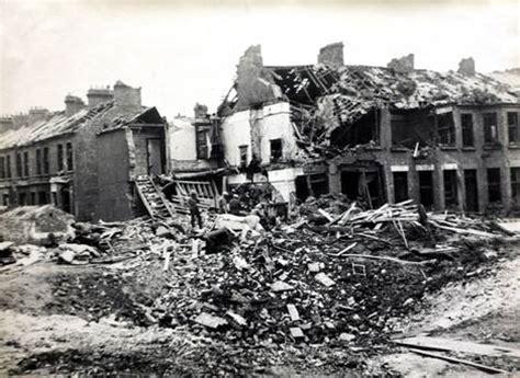 belfast blitz: the night death and destruction rained down