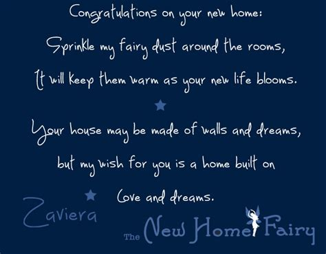 new home wish the wish