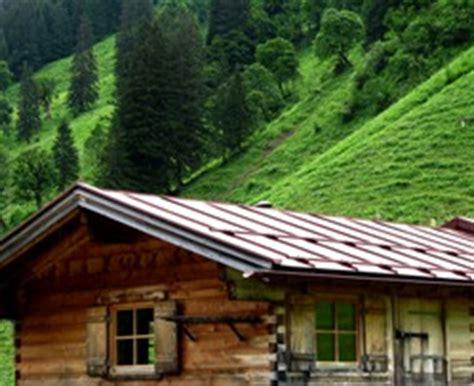 hütte in den bergen mieten silvester selbstversorgerh 252 tten allg 228 u almh 252 tten an silvester in