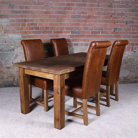 solid wood dining table  hf notonthehighstreetcom