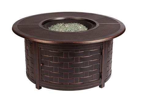 Enclave Woven Aluminum Lpg Pit Well Traveled Living