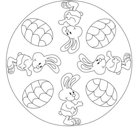 mandala coloring pages easter 450 best mandala images on kindergarten