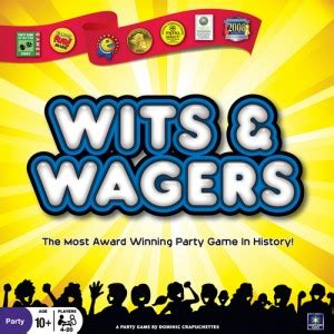 game design wits place your bets a review of wits and wagers the