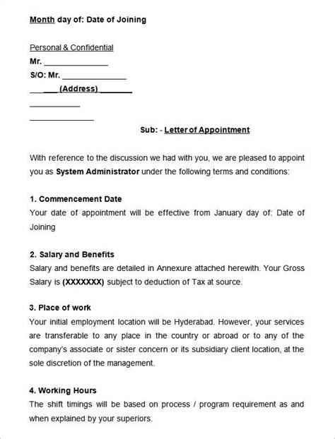 Appointment Letter Là Gì Les 25 Meilleures Id 233 Es De La Cat 233 Gorie Pdf Word Sur Fichier Word En Pdf Perles 224