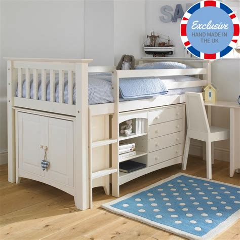 caign bed luxury kids cabin bed childrens bedroom furniture uk