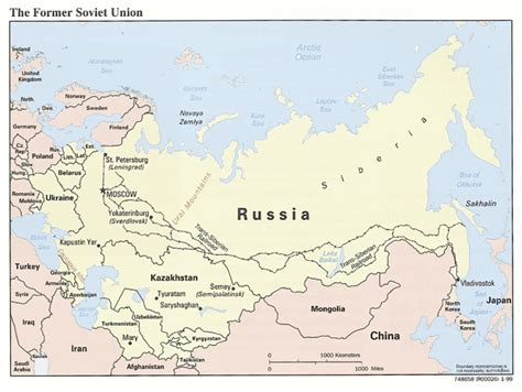allrussias maps  soviet russia