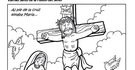 Imagenes Viernes Santo Para Ni Os | camino hacia la pascua recursos catequesis viernes santo