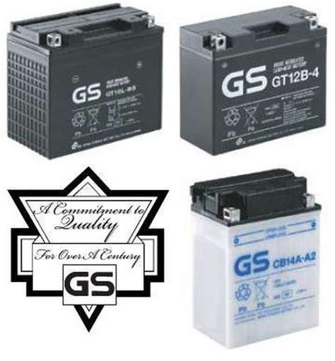 Motorrad Batterie Gs Gt14b 4 by Gt14b 4 Gs Portalac Battery Emergency Lighting Portalac
