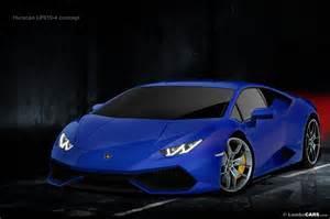 Lamborghini In Blue Lamborghini Huracan Blue 2017 Ototrends Net