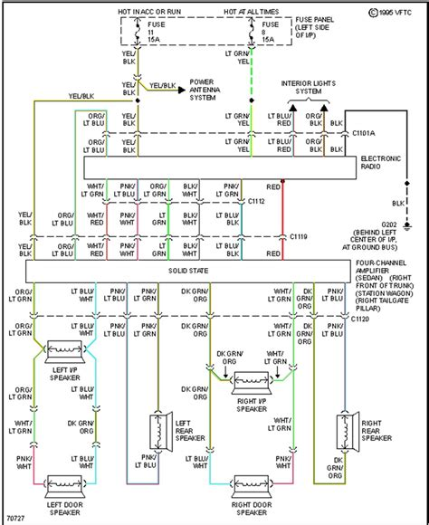1988 ford crown wiring diagram hello i am