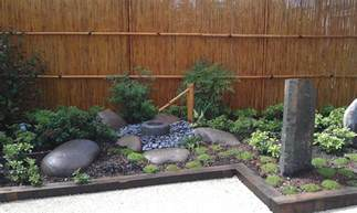 comment decorer un jardin zen