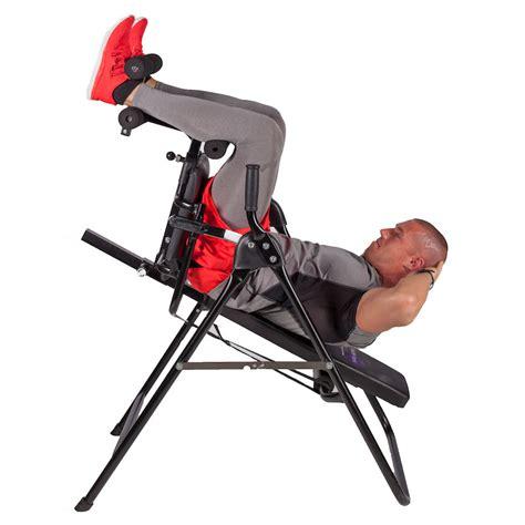 inversion bench core inversion chair back inversion table health mark inc