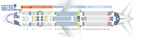 united 777 200 seat map my