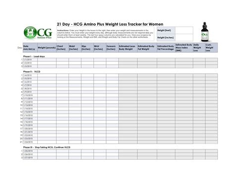 8 Week Weight Loss Challenge Spreadsheet Spreadsheets Weight Loss Tracking Spreadsheet Template