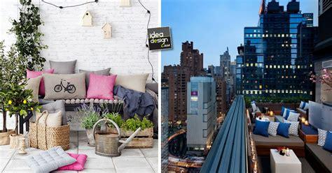 idee per arredare il terrazzo arredare il terrazzo 33 idee per un terrazzo design