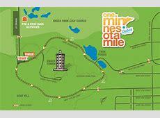 Minnesota Mile - Grandma's Marathon Grandma's Marathon Course Map