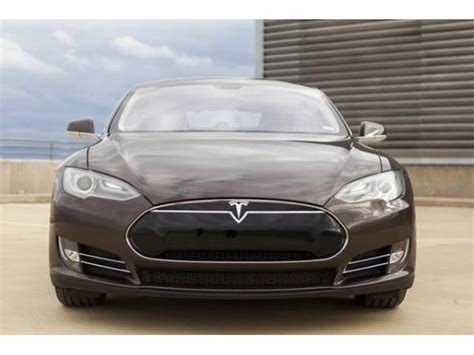 used tesla model s for sale denton electric