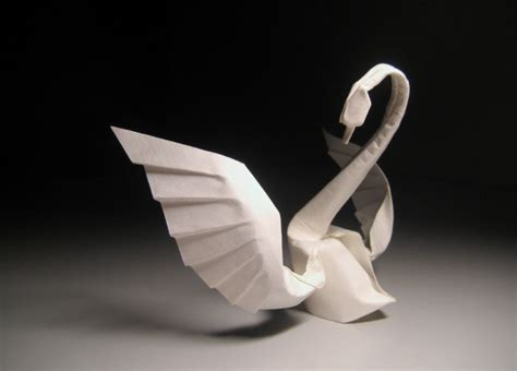 Origami Swan - check this origami 3d swan 2016