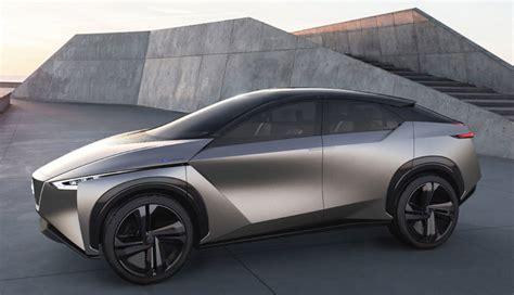 Nissan Imx 2020 by Nissan Elektroauto Suv Imx Wird Durchbruchs Modell