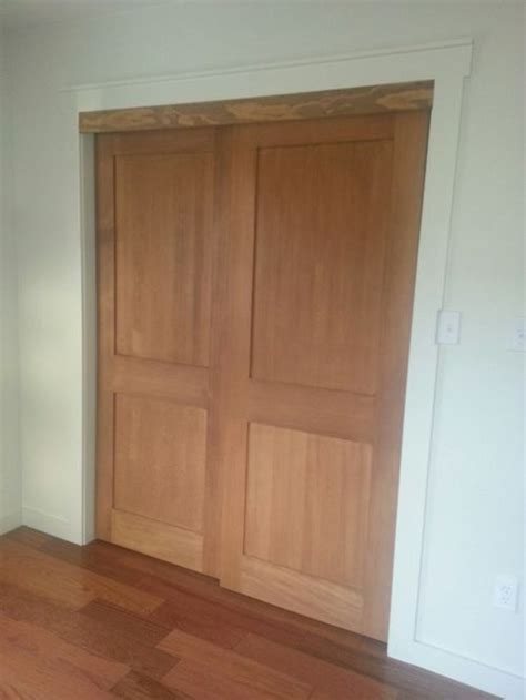 Douglas Fir Interior Doors Douglas Fir 2 Panel Shaker And Craftsman Doors