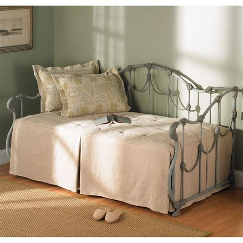iron day bed hamilton iron daybed by wesley allen humble abode