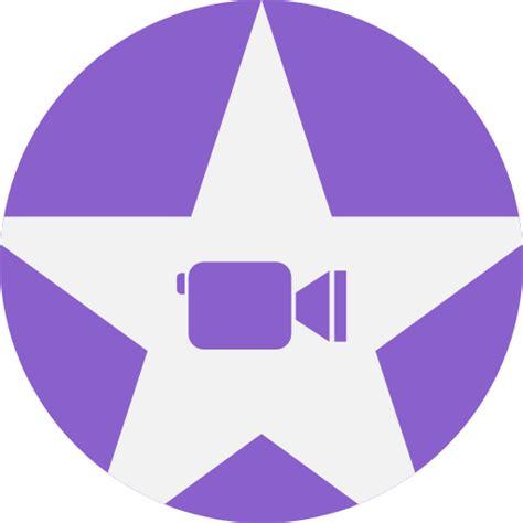 imovie  logo icons