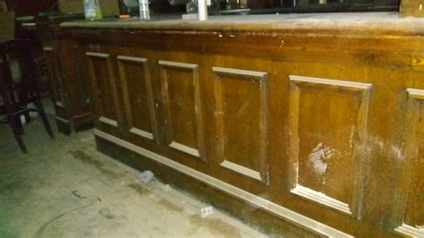 Wood Bar Top For Sale by Secondhand Vintage And Reclaimed Reclaimed Bars Solid