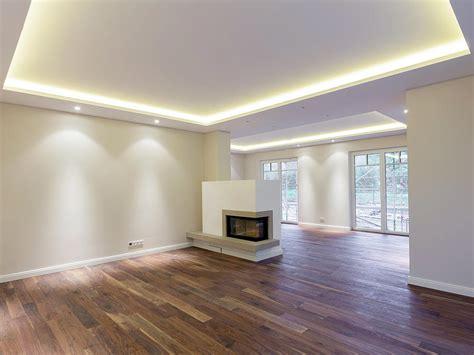 Esszimmer Decke by Lichtkonzept F 252 R Das Wohn Und Esszimmer Mit