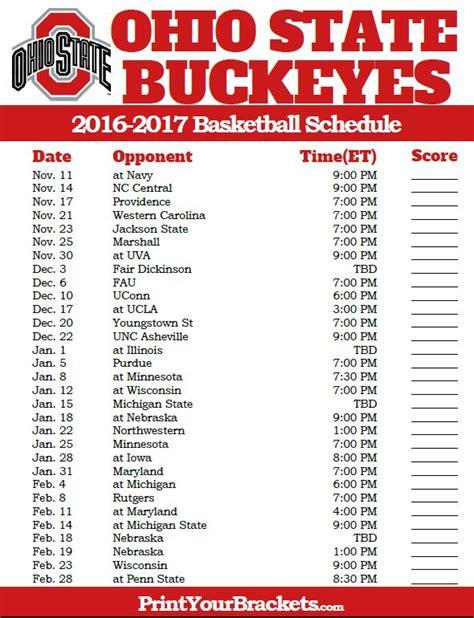 uk basketball schedule and channel best 25 buckeye basketball ideas on pinterest ohio
