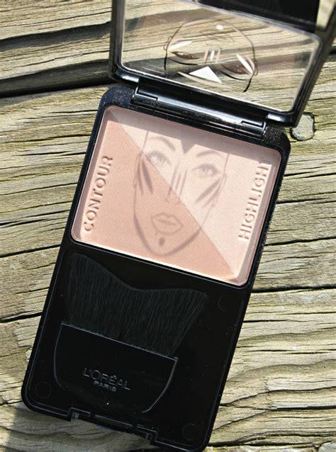 L Oreal Infallible Pro Contour l oreal infallible pro contour palette review glamorable