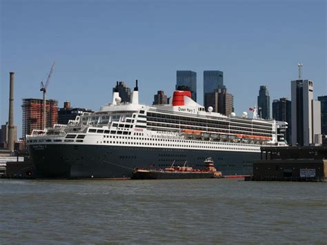 Car Service To New York Cruise Port by Cunard Line Wired New York