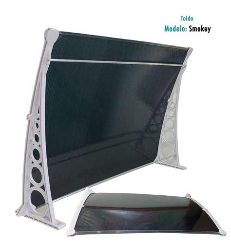 toldo de policarbonato toldo dec policarbonato 6mm para janela r 240 00 em