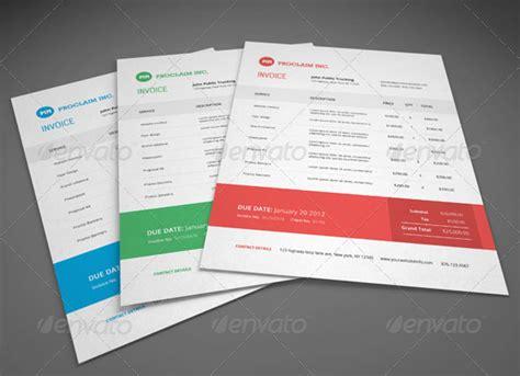 graphic design invoice graphic design invoice template template idea