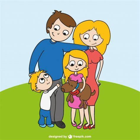 imagenes vectores familia vector con dibujo de familia descargar vectores gratis