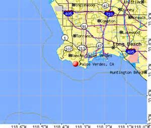 palos verdes california ca 90275 profile population