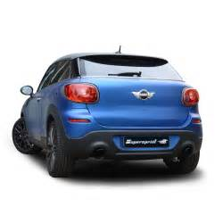 Is Mini Cooper Bmw Mini Cooper S Countryman All4 Supersprint Komplette
