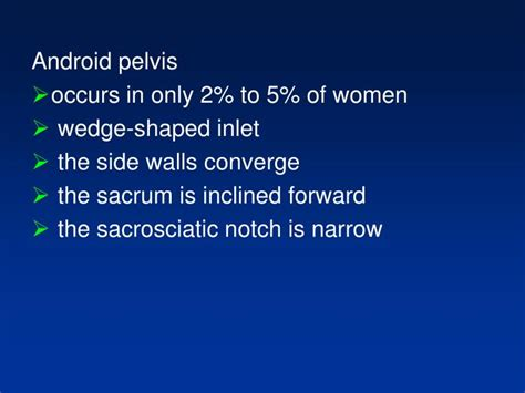 android pelvis ppt anatomy of reproductive system powerpoint presentation id 2937839